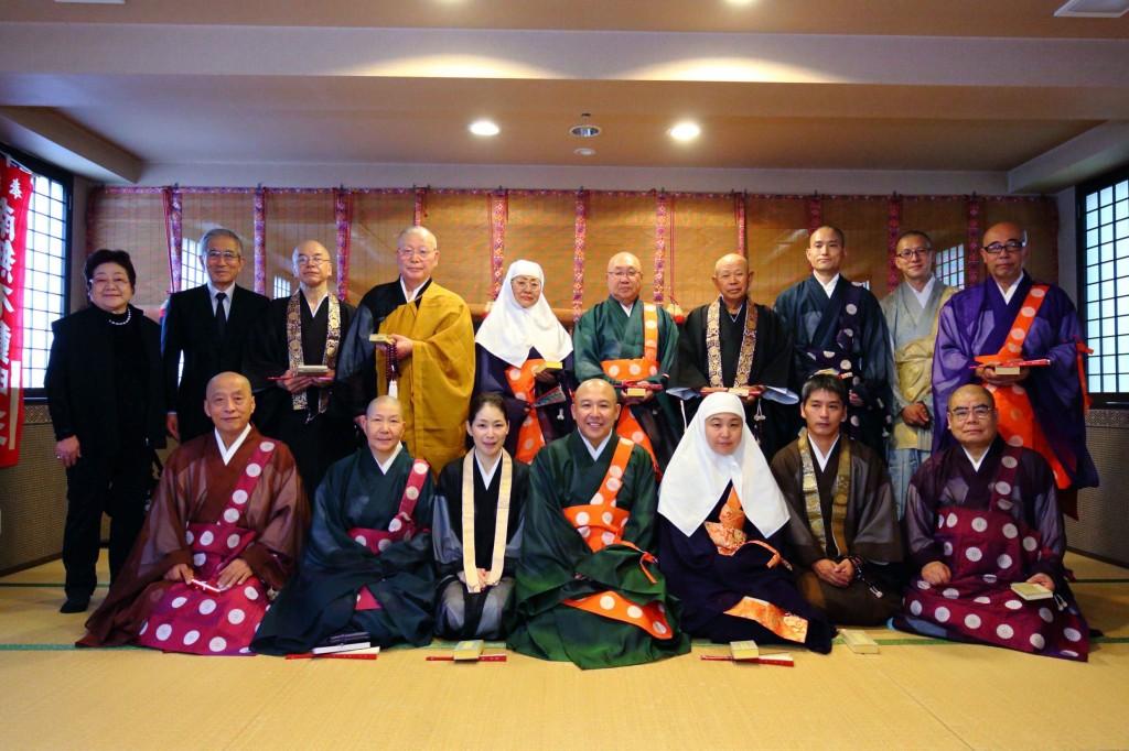本寿院僧侶